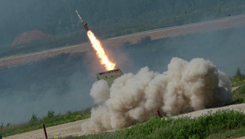 Уралвагонзавод модернизирует тяжелые огнеметные системы ТС-1А