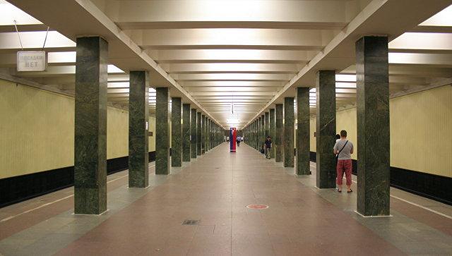Станция метро Щелковская. Архивное фото