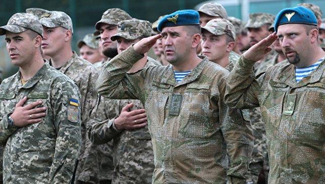 Расходы Украины на оборону вырастут до 6,2 миллиардов долларов