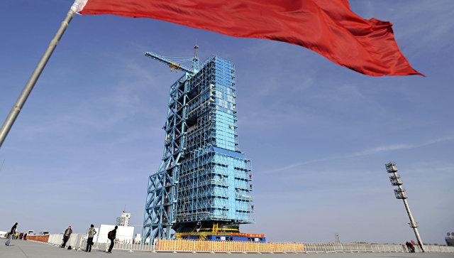 КНР  запустил вкосмос спутники дистанционного зондирования