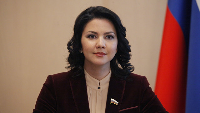 Инга Юмашева. Архивное фото
