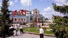 Город Рубцовск. Архивное фото