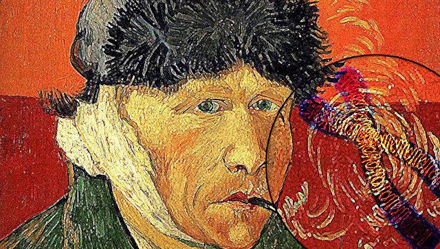 Так художник представляет себе образ хромосомной живописи