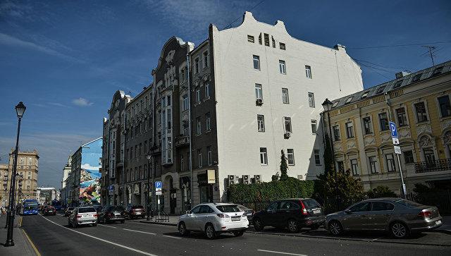 На улице Покровка в Москве. Архивное фото