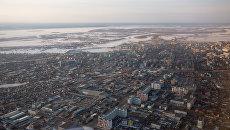 Окрестности города Якутска. Архивное фото