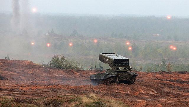 Корабли Балтийского флота отработали ракетные стрельбы врамках учений «Запад-2017»