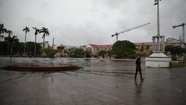 Циклон «Мария» вАтлантике ослабел дотропического шторма
