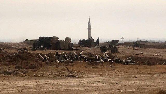 Сотрудники коалиции США и русские военные провели встречу поситуации вСирии