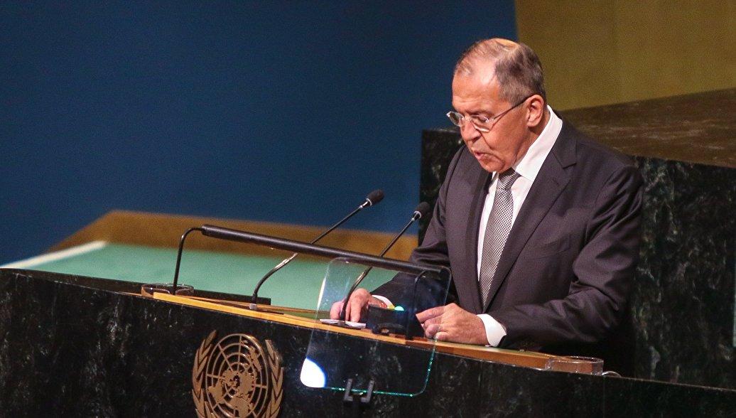 Лавров пообещал США ответ на попытку помешать борьбе с терроризмом в Сирии