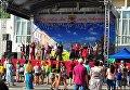 Молодежная концертной эстафета в Новочеркасске