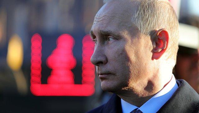 Путин предложил использовать нынешние технологии натранспорте
