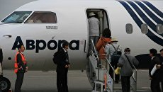 Первый чартерный рейс из Японии отправился на южные Курилы
