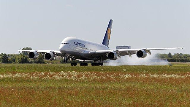Lufthansa предложила купить обанкротившуюся Air Berlin за эвро 200 млн