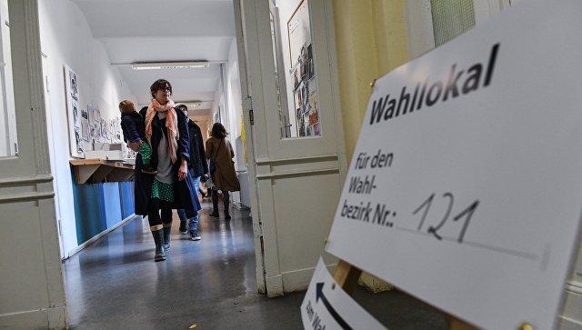 СМИ рассказали о проблемах с передачей данных об итогах выборов в Германии