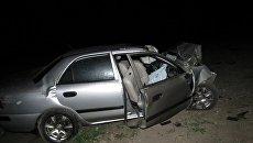 ДТП с пятью погибшими на 148 км автодороги «Курск-Борисоглебск» в Курской области. 25 сентября 2017