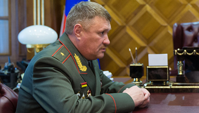 ВУссурийске почтили память погибшего вСирии генерала Асапова
