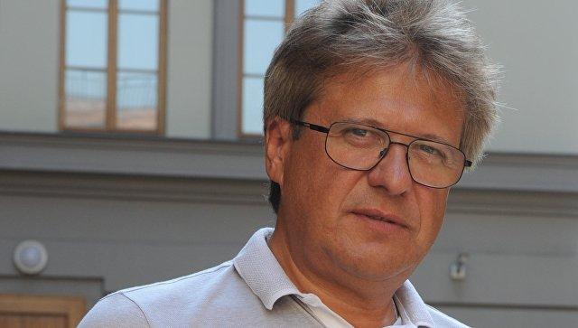 Генеральный директор крупнейшей строительной группы «СУ-155» Александр Мещеряков