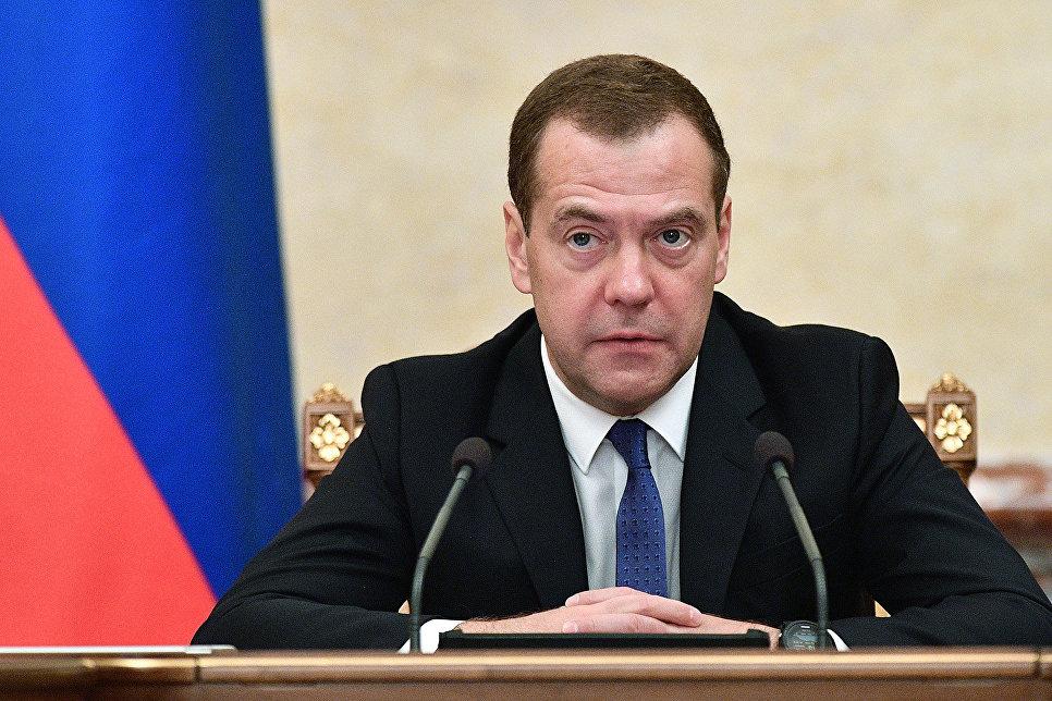Медведев: ликвидация свалок бытовых отходов идет во многих регионах
