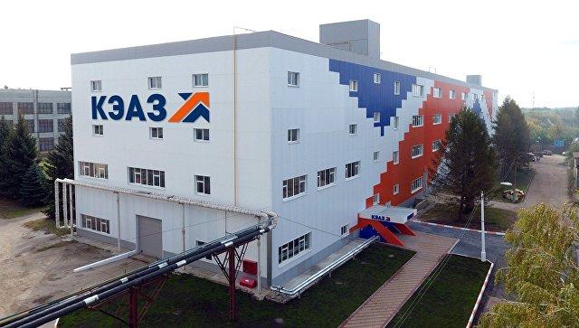 Курский электроаппаратный завод (КЭАЗ). Архивное фото