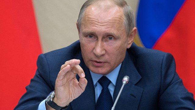 Путин предложил выделить дополнительные средства нагоспрограмму поАПК
