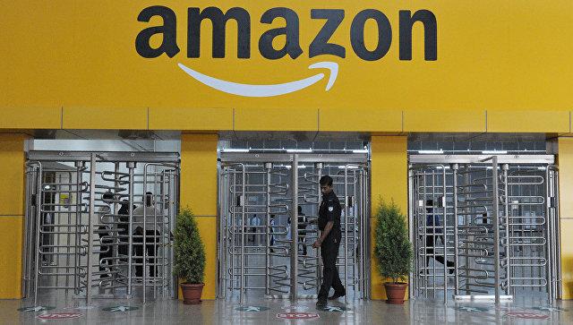 Магазин Amazon. Архивное фото