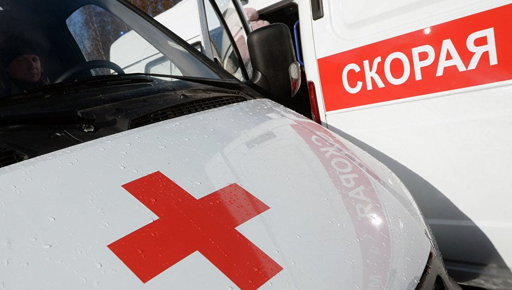 Уличная гонка в Москве закончилась гибелью трех человек