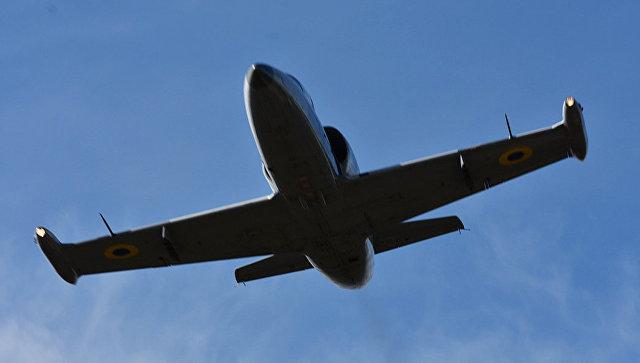 На Украине завели дело после крушения военного самолета под Хмельницким