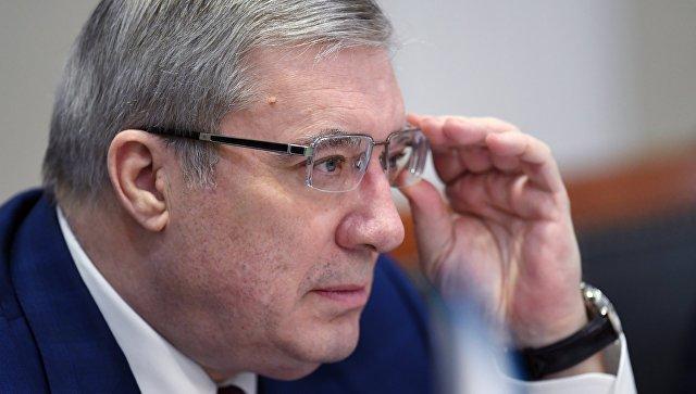 Экс-губернатор Красноярского края Виктор Толоконский. Архивное фото