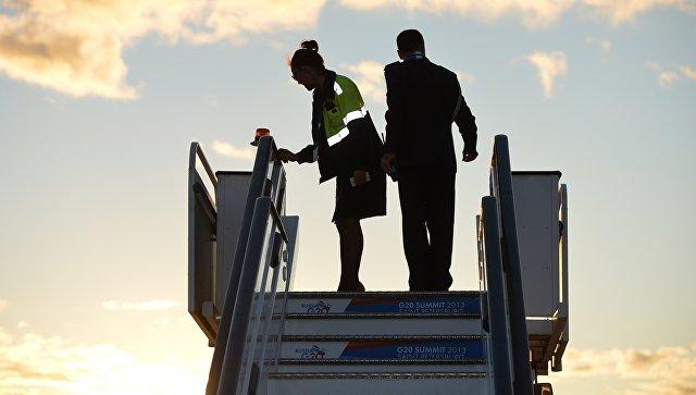 Работник Пулково схвачен поделу опадении пассажиров страпа