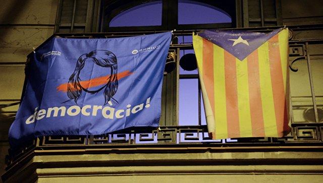 Премьер Испании отказался называть события вКаталонии «референдумом онезависимости»