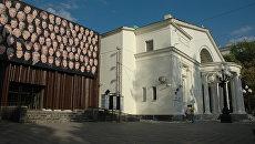Театр Современник в Москве. Архивное фото
