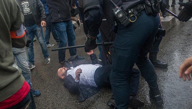 В ООН призвали Испанию расследовать случаи применения насилия в Каталонии