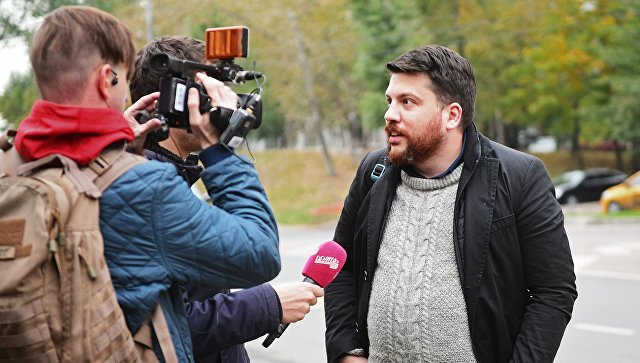 Леонида Волкова спустя пару часов после выхода насвободу снова задержали
