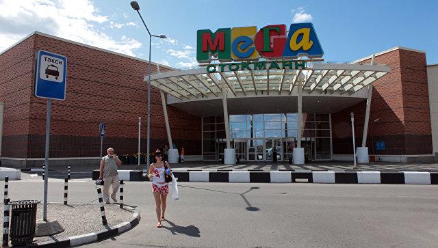 Торговый центр Мега в Химках