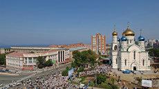Виды Владивостока