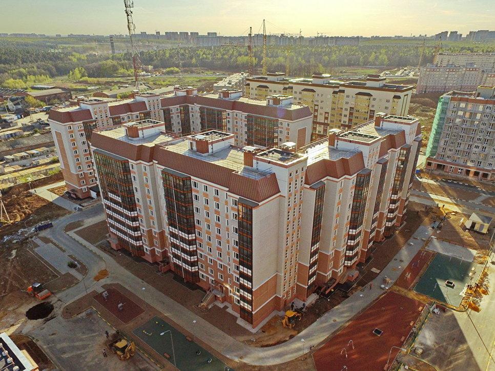 ЖК Государев дом компании Гранель в подмосковном Видном