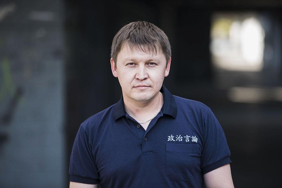 Замирбек Бекбоев, 32 года