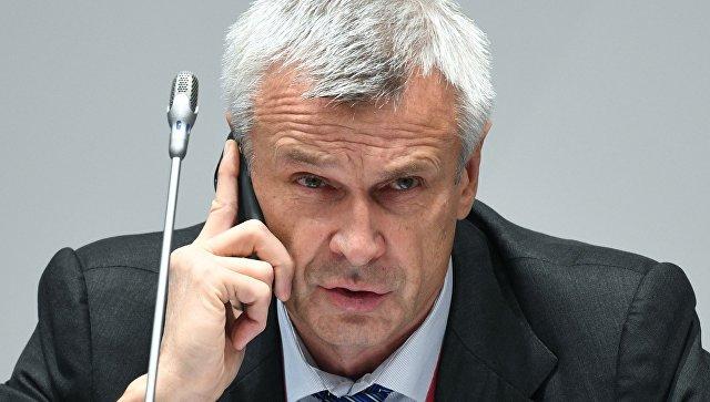 Врио губернатора Магаданской области Сергей Носов. Архивное фото