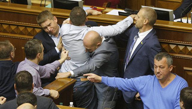 Послы показали Порошенко, кто на Украине хозяин