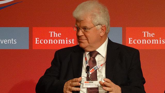 Постоянный представитель России при Европейском союзе Владимир Чижов. Архивное фото