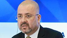 Посол Ирака в РФ Хайдар Мансур Хади. Архивное фото