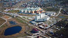 Панорама города Якутска. Архивное фото