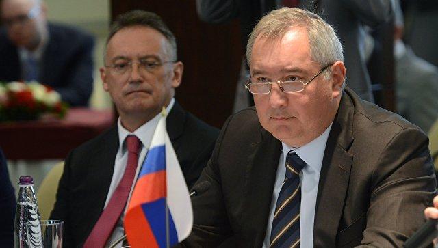 Русский бизнес примет участие ввосстановлении Сирии— Рогозин