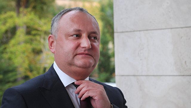 Додон считает рискованной инициативу о выходе Молдавии из СНГ