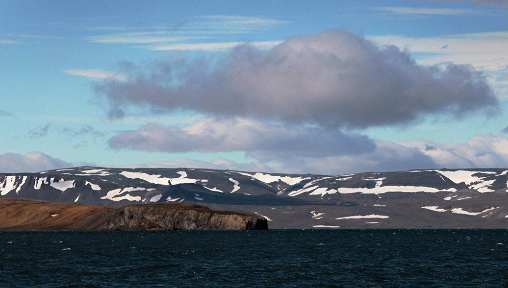 Гидрографы Северного флота открыли новый остров