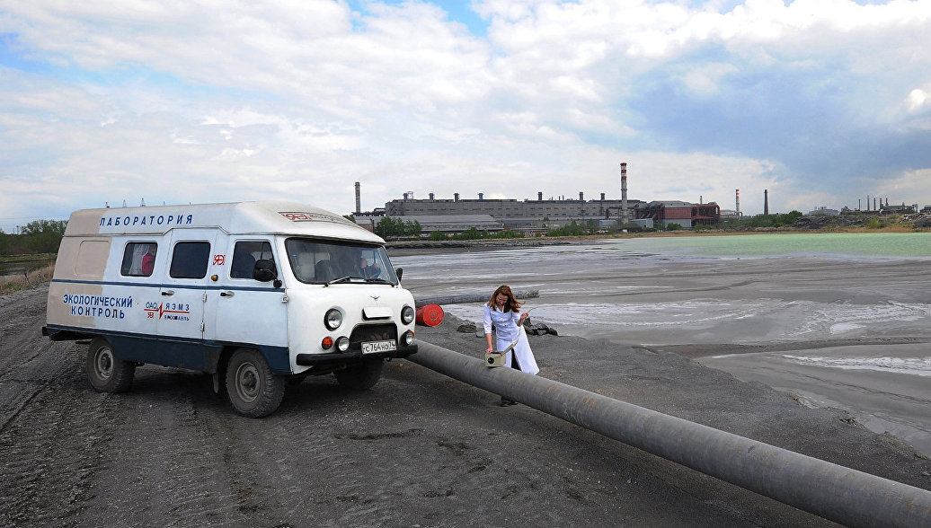 Превышение поформальдегиду ифенолу зафиксировали ввоздухе Челябинска