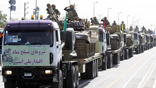 КСИР: Иран ускорит создание баллистических ракет на фоне давления США