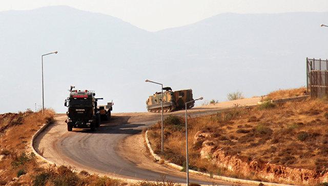 Турецкая бронетехника в Сирии. Архивное фото