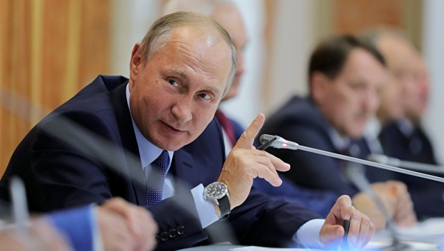 Путин: Есть результативный способ борьбы ссанкционной сельхозпродукцией