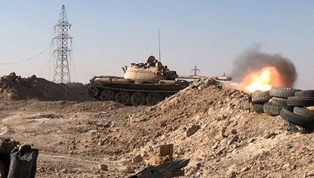 """В Сирии за последний месяц уничтожили более двух тысяч боевиков """"ан-Нусры*"""""""